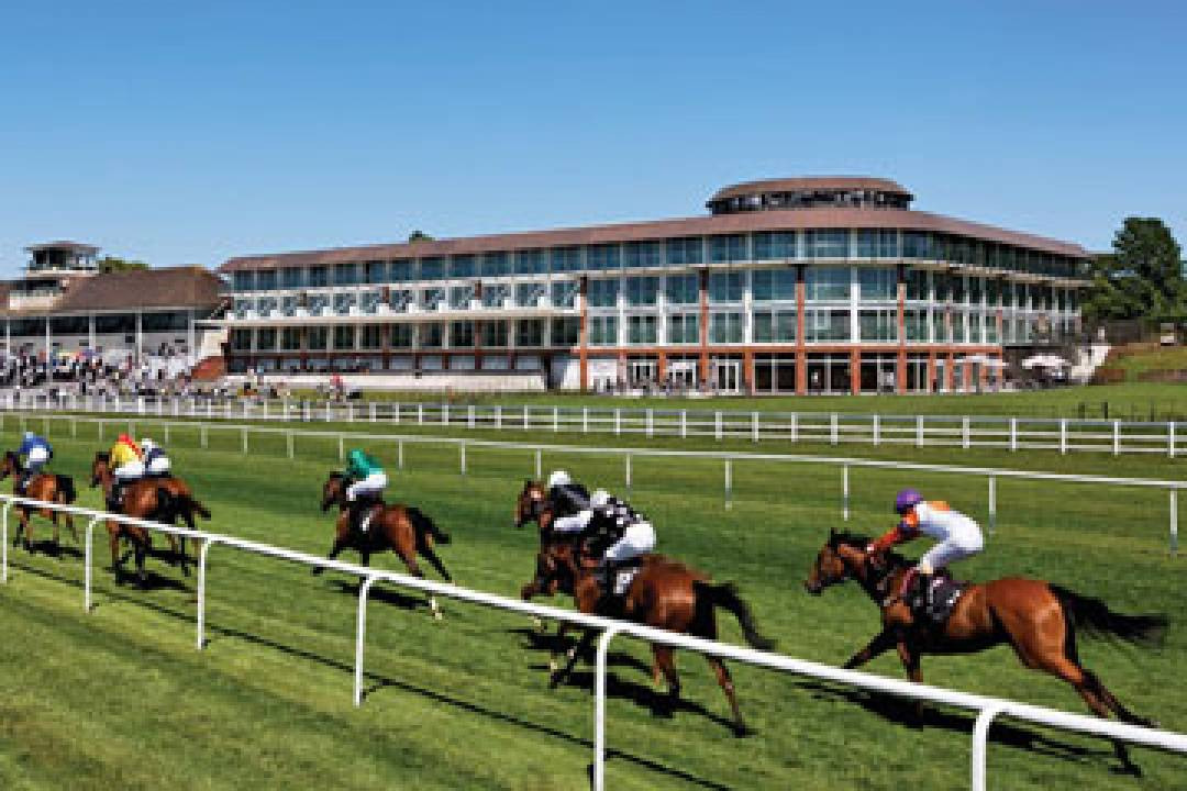 The famous all weather Lingfield Racecourse is 5 minutes drive.  Day and evening meetings are held throughout the year.